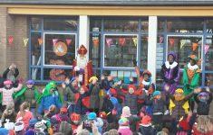 Sinterklaasfeest vieren op ons IKC!