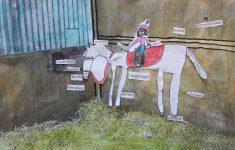 Op zijn paardje Ozosnel